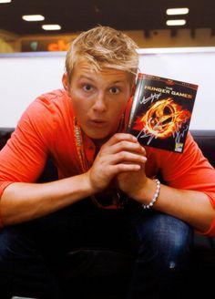 Alexander Ludwig...... Cato<3