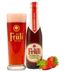 Fruili Strawberry Beer