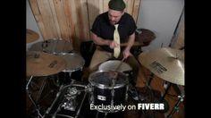 prandimusic: send you 50 acoustic drum loops for $5, on fiverr.com