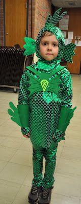 Image result for sea monster fancy dress