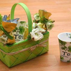 Make a Tea Gift Basket