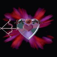 kisses for you gif K Names, Gif Photo, Heart With Arrow, Cool Websites, Animated Gif, Prints, Hearts, Fantasy, Heart Gif