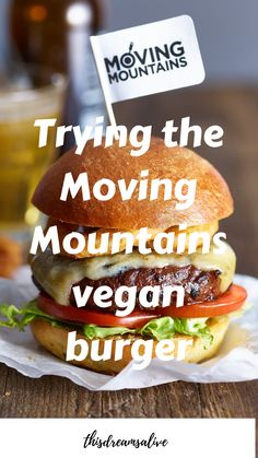 Trying the vegan Moving Mountains burger in the Hard Rock Cafe, London Healthy Eating Recipes, Vegan Recipes, Hard Rock Hotel, Intuitive Eating, Vegan Options, Coffee Recipes, Vegan Food, Restaurant, Content