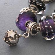 Pandora charm beads, love the moon and star charm.