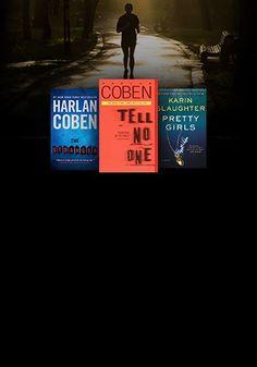 Thriller books