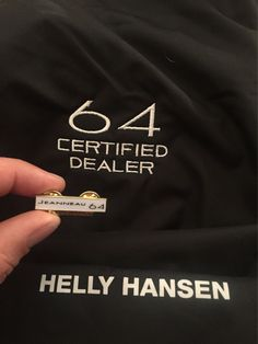 After a day of training and factory tour from hull layup to finished product and two written tests Jeanneau handed out a very cool jacked and pins giving us the certification of training we needed to be professionals in the field. Now we are off to go see hull #4 and take hull #1 out sailing to get the full experience of what this yacht truly has to offer