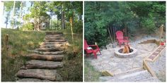 The Secret Hidaway Fire Pit  --  9 Ideas That'll Convince You to Add a Fire Pit to Your Backyard