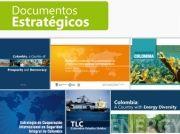 Documentos Estratégicos Cancillería de Colombia