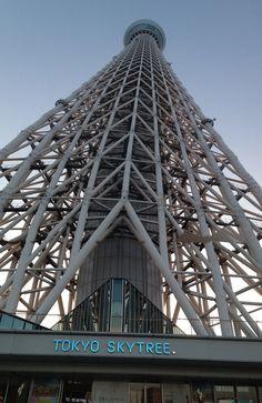 Tokyo Skytree new years eve 2014 #Tokyo #Japan