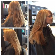 Check out these beautiful locks! With the help of Senior Stylist Sam Sousa and of course Goldwell color, this client gets a new beautiful, yet subtle look.