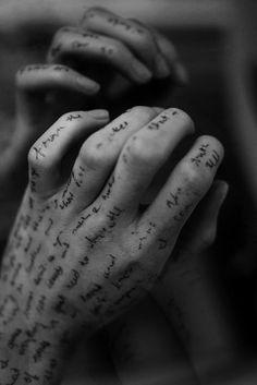 "devoluciones:  banishedfromcamelot:  ""Silent Ramblings"" by Angela W  black and white:  http://devoluciones.tumblr.com/"