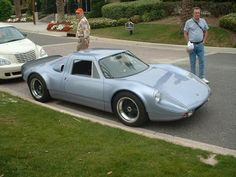 Porsche 904 Carrera GTS - by Chuck Beck is an outstanding car and Chuck can make it sing!  What an all around streetable racer!