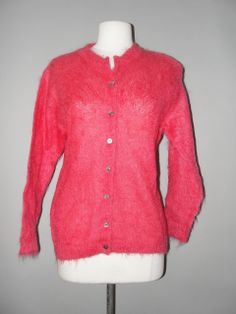 Vintage Clothing Stores, Cute Sweaters, Salmon, Vintage Outfits, Blouse, Amazing, Long Sleeve, Sleeves, Clothes