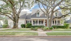 Dutch Provincial style home on one of the most desirable streets on Davis Islands.