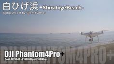 白ひげ浜水泳場 2017.02.16 by Phantom4Pro+4K[ShirahigeBeach]