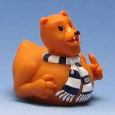 Nittany Lion rubber duck!