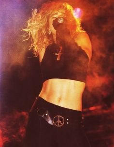 """Don't put me off 'cause I'm on fire."" - Madonna"