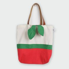 Rad   Lunch Tote Apple