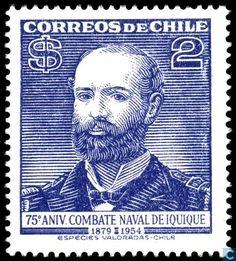 Chile [CHL] - Capitaine Arturo Prat 1954