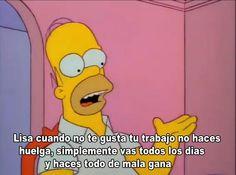 El sabio Homero Simpson