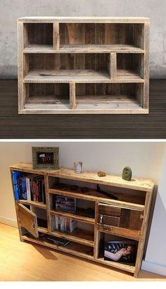 30 Inspiring DIY Pallet Ideas -Pallets idea Wood Pallet Projects DIY Idea ideas… - Famous Last Words