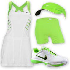 Dress Sharapova Style!
