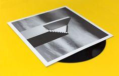 Trust Sun EP - Timo Lenzen - Graphic Design