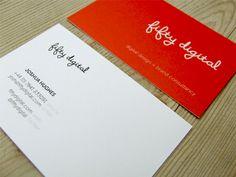 Joshua Hughes biz card