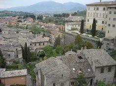 Spoleto, Italy from Courtney Clark
