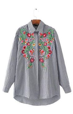 8f204b22d97cfa Specifications  Gender Women Decoration Embroidery Style Fashion Clothing  Length Long Sleeve