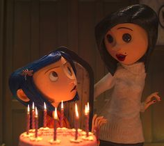"""Welcome Home, Coraline!"""
