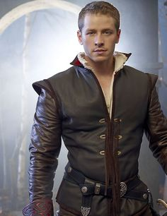 Josh Dallas as Prince Charming.