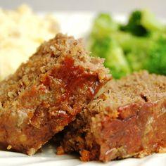 Nourishing Meatloaf
