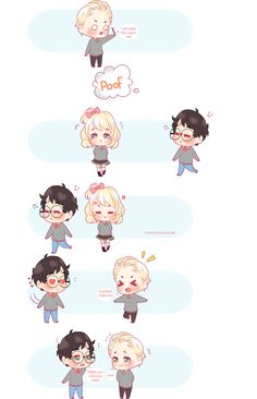 Heyyyy Hhahaha so im going to be doing a couple of these Chibi Drarry spicing it up series. Going to be funny. I cant even believe Draco lmaoooo my dad can pay you xDDD Draco:.......Im gonna kill y...
