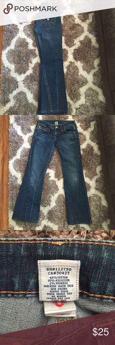 True Religion Jeans Size 30 True Religion Jeans Boot Cut