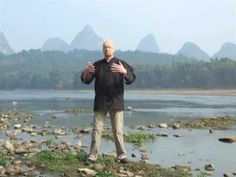 Zhan Zhuang (Standing Pole) Qigong - Learn the ancient Chinese art of Zhan Zhuang standing meditation with ordained Qigong Master, David James Lees.