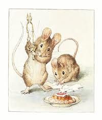 A Tale of Two Bad Mice - I loved the Beatrice Potter books, and still have a lot of them. The illustrations were beautiful.