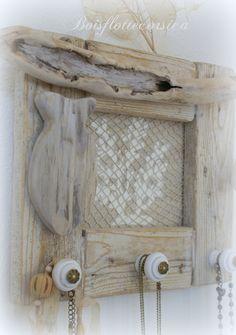 Cadres de bijoux sur pinterest l 39 art de bijoux arbre - Fabriquer des objets en bois flotte ...