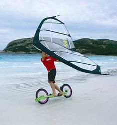 Kitewing en snowboard - Skimbat en snowboard