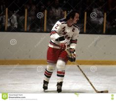 Photo about New York Rangers defenseman, Brad Park, (Image taken from color slide. Image of york, hockey, park - 73756170 Brad Park, Rangers Hockey, National Hockey League, New York Rangers, Nhl, Play, Sports, Image, Hs Sports