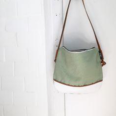 Handtasche - JONNA Tasche Hängerchen - ein Designerstück von LoNeJo bei DaWanda