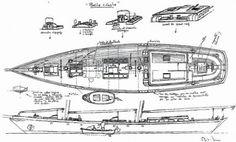 Planète-Shpountz Rail Car, Boat Plans, Tall Ships, Sailboat, Sailing Ships, Ocean, Explore, How To Plan, Boats