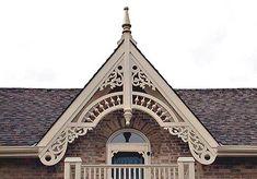 Victorian Architectural Ornament Joe Colucci, the proprietor of Gothom Inc., a manufacturer of custom Victorian style architectural ornament and fretwork, is profiled. #victorianarchitecture