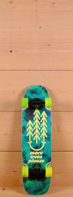 "DB Prebuilt 29"" More Trees Cruiser Skateboard"