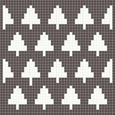 Tapestry Crochet Patterns, Crochet Beanie Pattern, Crochet Quilt, Crochet Blocks, Crochet Pillow, Crochet Chart, Quilt Patterns, Knitting Charts, Knitting Stitches