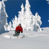 Great ski resorts in British Columbia Canada and great camping spots too