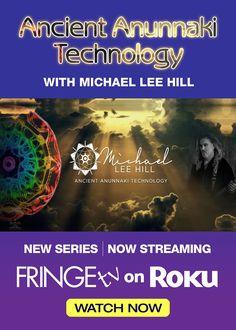 New series now streaming on FRINGEtv. #fringetv #Roku #rokutv #ancient #anunnaki #Technology #ancientwisdom #ancientaliens Ancient Aliens, New Series, Technology, Tech, Tecnologia