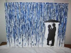 This is the coolest melted crayon art I've seen!