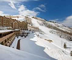 For a couple that loves to ski and go outdoors, Montage Deer Valley in Park City is hard to beat for a winter wedding.