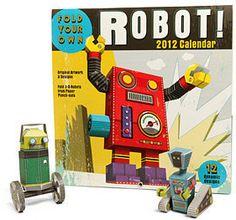 #ThinkGeek                #ThinkGeek                #ThinkGeek #Build-a-Robot #2012 #Paper #Craft #Calendar                       ThinkGeek :: Build-a-Robot 2012 Paper Craft Calendar                                                    http://www.seapai.com/product.aspx?PID=1804511